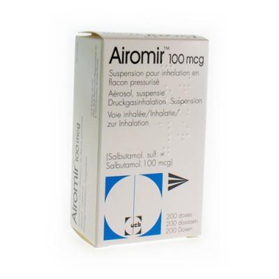 AIROMIR AER DOS 200X100MCG