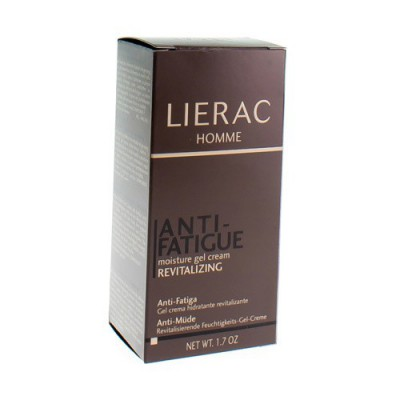 LIERAC MAN A/VERMOEIDHEID REVITALIS. TUBE 50ML