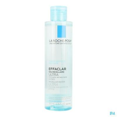 La Roche Posay Effaclar Micellaire Water Zuiverend 200ml