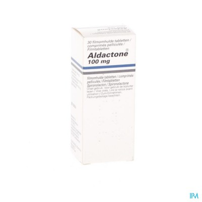 Aldactone Comp 30 X 100mg