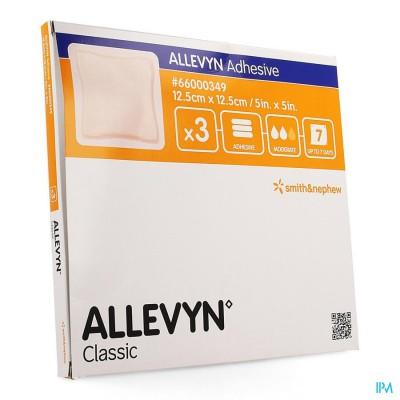 Allevyn Adh Verb Hydrocel. 12,5x12,5cm 3 66000349