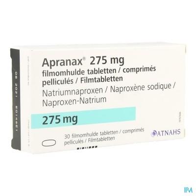 APRANAX 275MG FILMOMH TABL 30 X 275MG