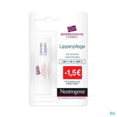 Neutrogena N/f Lipstick Ip4 4,8g Promo -1,5€