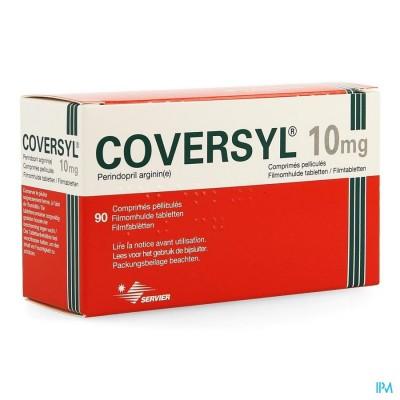 Coversyl Pi Pharma 10mg Filmomh Tabl 90 X 10mg Pip