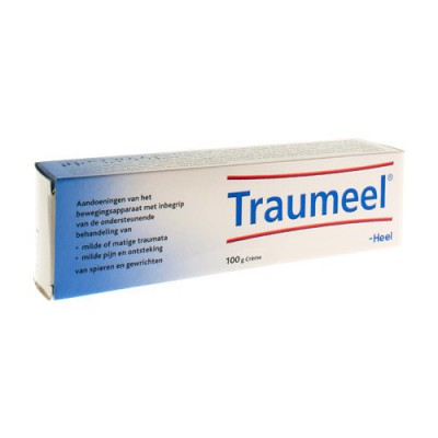 TRAUMEEL HEEL CREME 100 GR