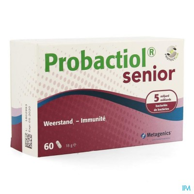 Probactiol Senior Caps 60 Metagenics