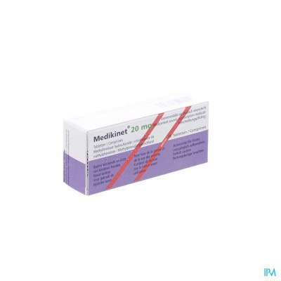 Medikinet 20mg Comp 30