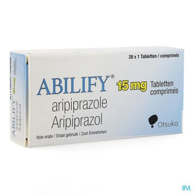 Abilify 15mg Pi Pharma Comp 28 X 15mg Pip