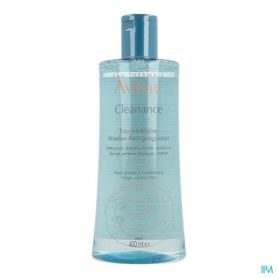 Avene Cleanance Micellair Water 400ml Nf