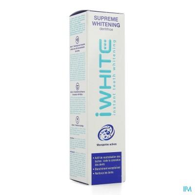 Iwhite Supreme Whitening Tandpasta Tube 75ml