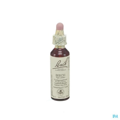 Bach Flower Remedie 03 Beech 20ml