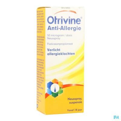 Otrivine Anti Allergie Spray 60 Doses