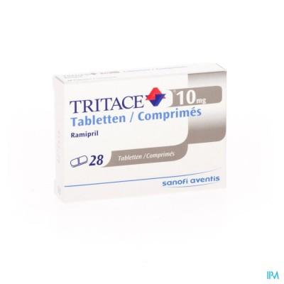 TRITACE COMP 28 X 10 MG