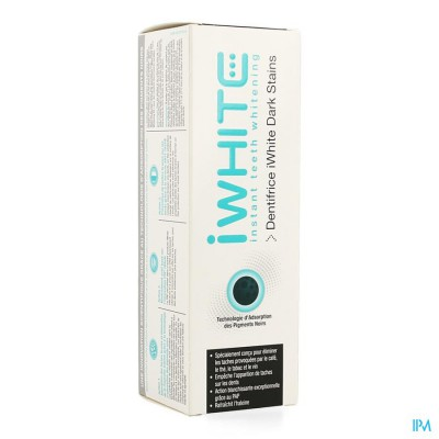 Iwhite Tandpasta Dark Stains Tube 75ml