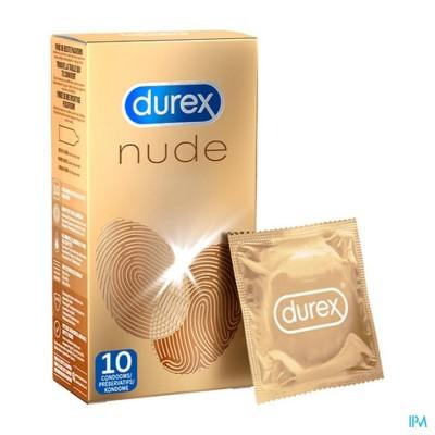 Durex Nude Condooms 10
