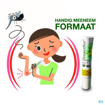 Insectflor Roll-on 10ml
