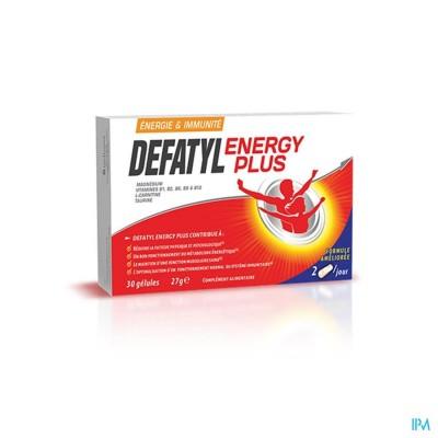 DEFATYL ENERGY PLUS CAPS 30