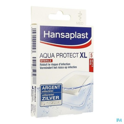Hansaplast Aqua Protect Strips Xl 5