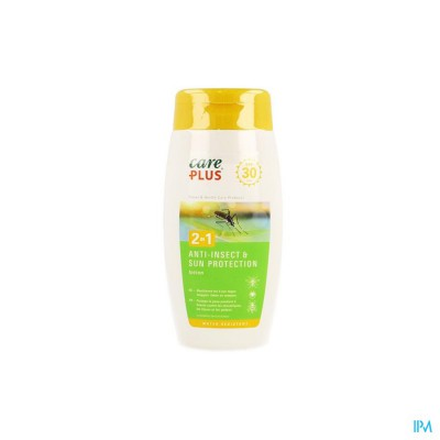 Care Plus 2in1 A/insect+sun Protection Ip30 150ml