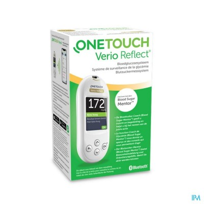 ONE TOUCH VERIO REFLECT SYSTEM KIT