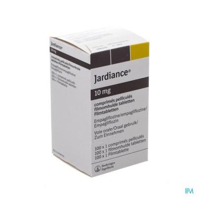 Jardiance 10mg Filmomh Tabl 100