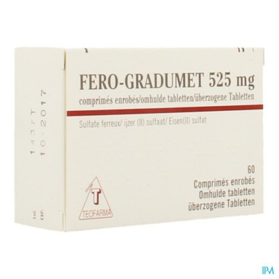 Fero Gradumet Comp 60