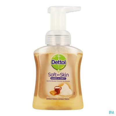 Dettol Healthy Touch Mss Wasgel Melk-honing 250ml