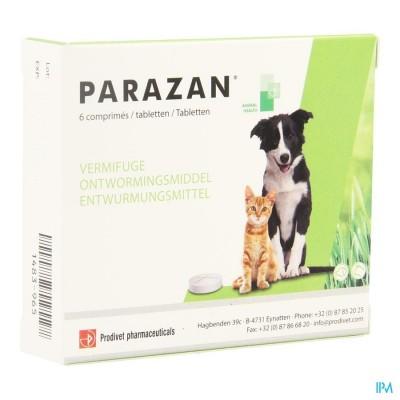 Parazan Comp 6