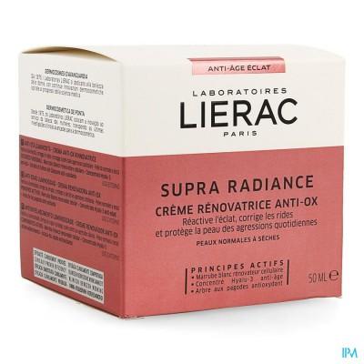 Lierac Supra Radiance Creme Pot 50ml