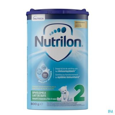 Nutrilon AR 2 Opvolgmelk tegen regurgitatiesvanaf 6 maanden poeder 800g