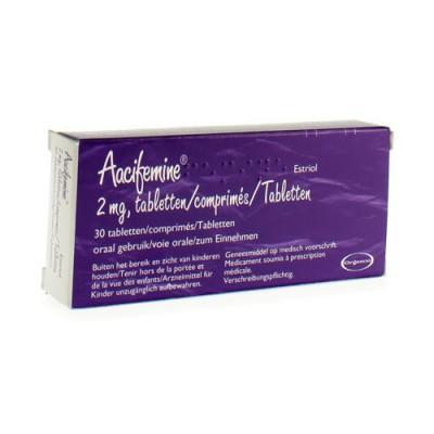 AACIFEMINE COMP 30 X 2 MG