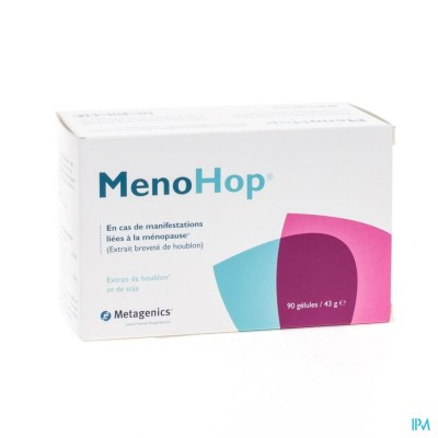 MENOHOP 90 CAPS 90 7717 METAGENICS