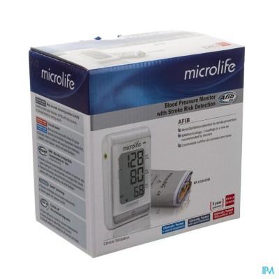 Microlife Bpa150 Bloeddrukmeter Automat. Arm Afib