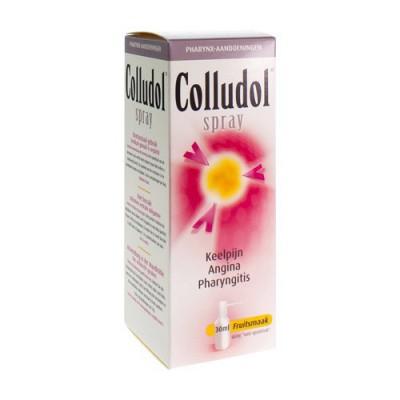COLLUDOL SPRAY 30 ML