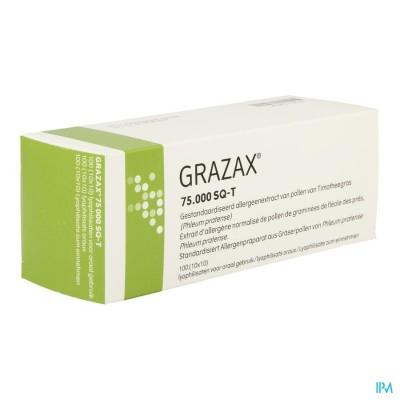 Grazax 75000 Sq-t Lyop. Ora 100