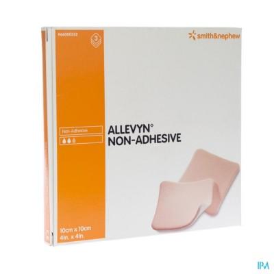 ALLEVYN NON ADH VERB HYDROCEL. 10X10CM 3 66000352