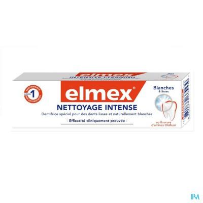 ELMEX INTENSIVE CLEANING TANDPASTA TUBE 50ML