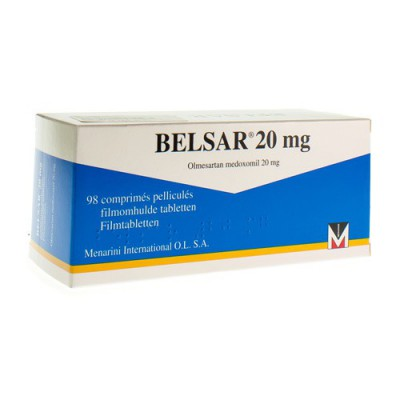 BELSAR COMP 98X20MG