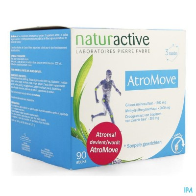 Atromove Pdr Stick 90
