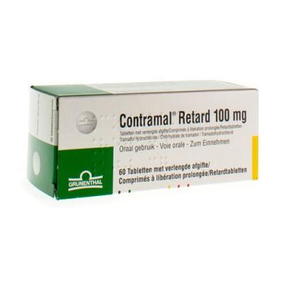 CONTRAMAL RETARD 100 MG COMP 60