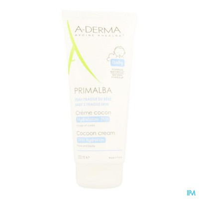 Aderma Primalba Creme Cocon Zachtheid 200ml