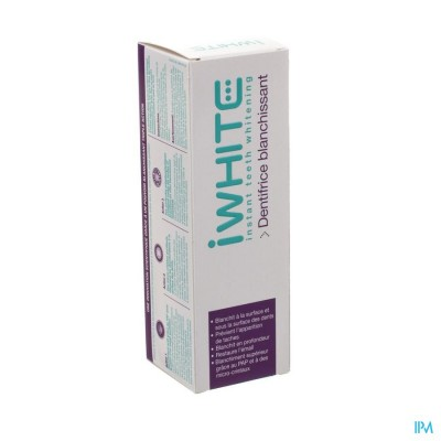 Iwhite Instant Toothpaste Tube 75ml