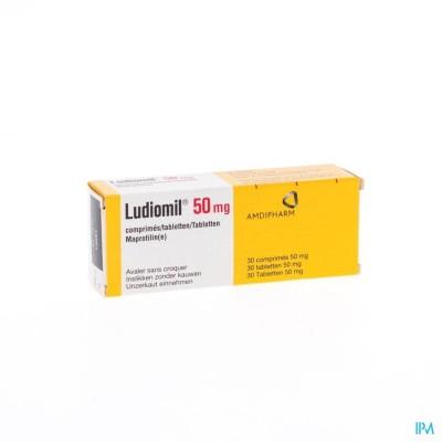 Ludiomil Comp 30 X 50mg