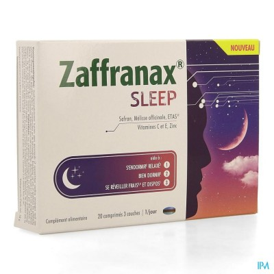 Zaffranax Sleep Caps 20