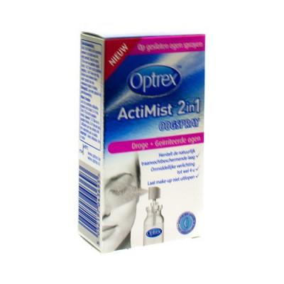 OPTREX ACTIMIST OOGSPRAY DROGE-GEIRRIT.OGEN 10ML