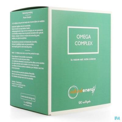 Natural Energy Omega Complex Caps 90