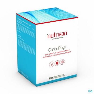 Curcuphyt 120 vegetarische capsules Nutrisan