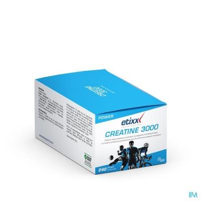 Etixx Creatine 3000 240t