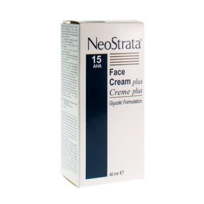 NEOSTRATA FACE CREAM PLUS 15 AHA 40G