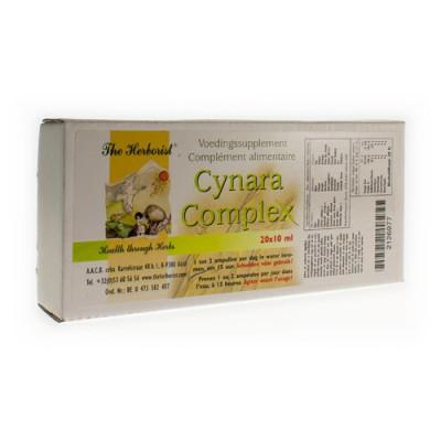 HERBORIST CYNARA COMPLEX AMP 20X10ML 0716